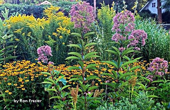 Multilevel flower bed