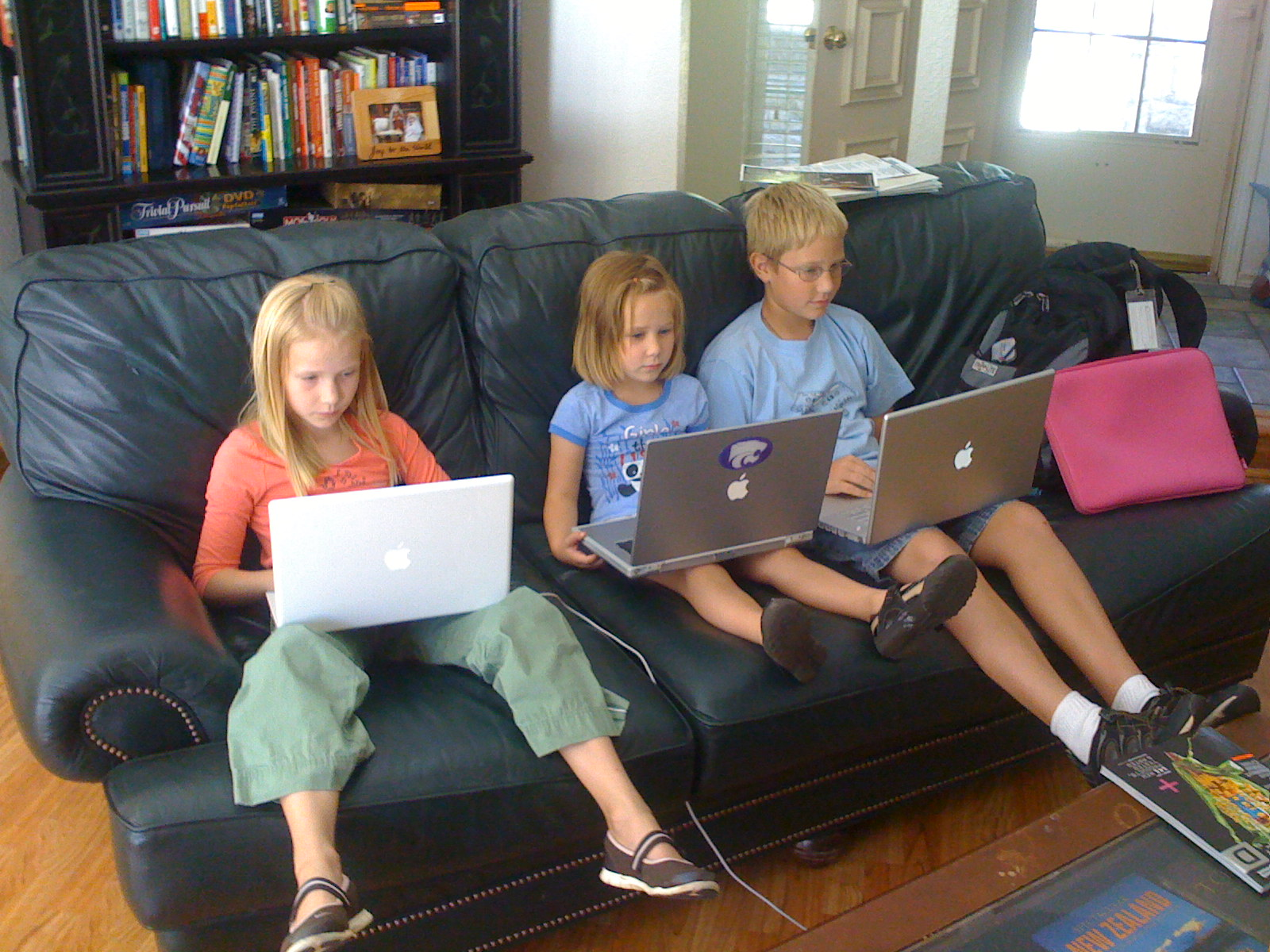 American youth are spending countless hours staring at screens.