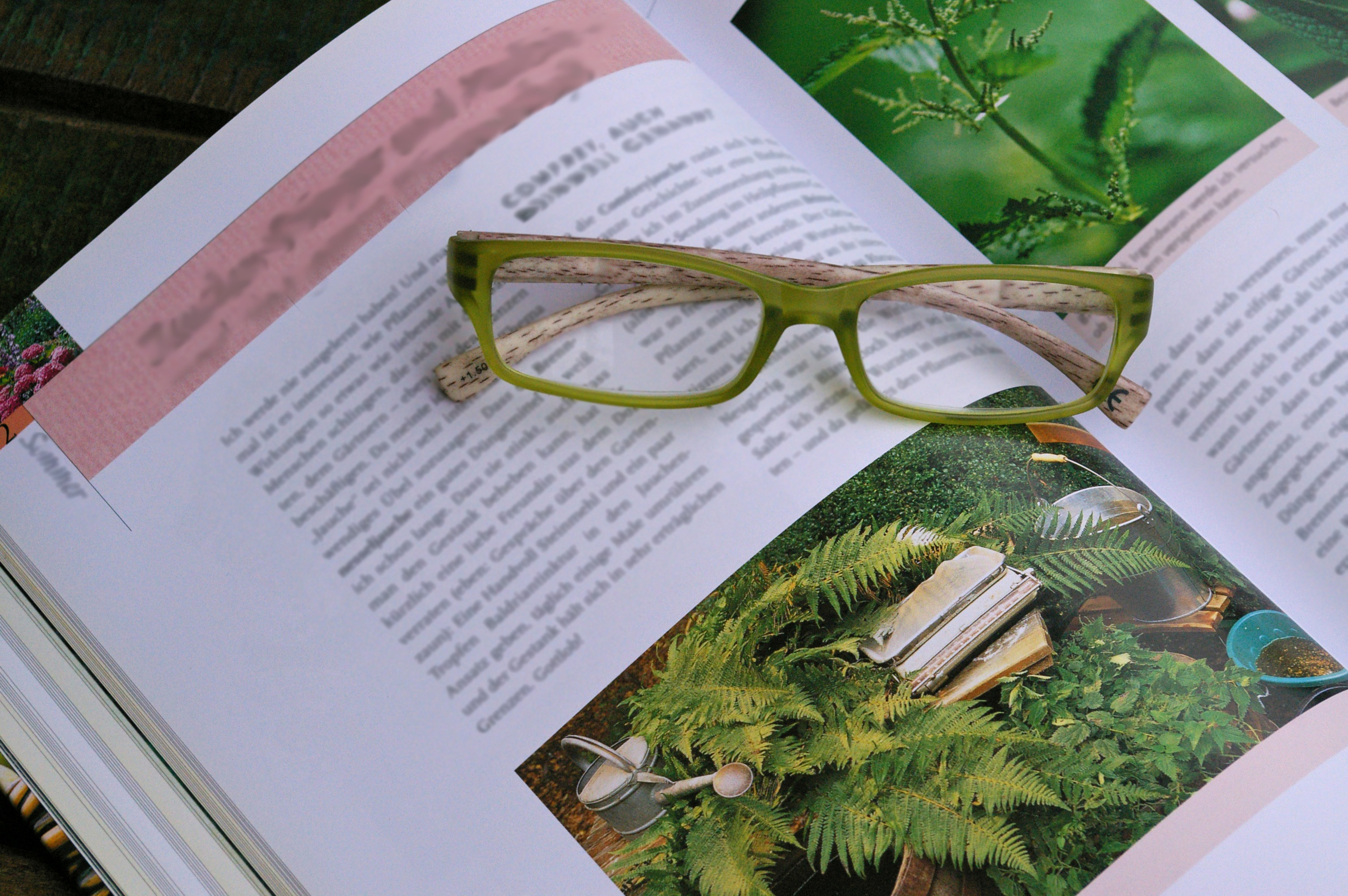 Books and magazines can be invaluable resources for gardeners.